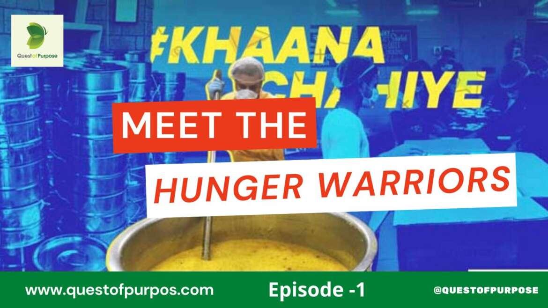 Episode 1: Meet the hunger warriors