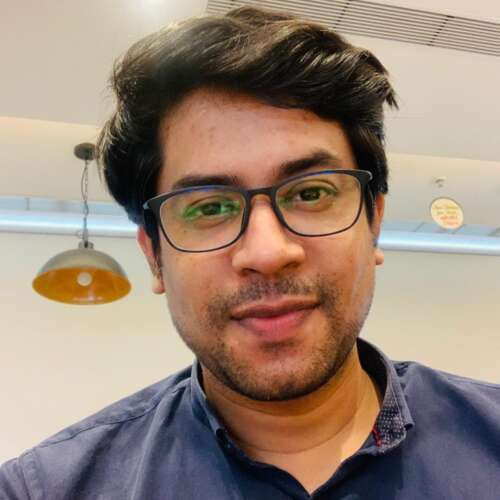 Ajay Pillai, Co-founder, Blue Fresh