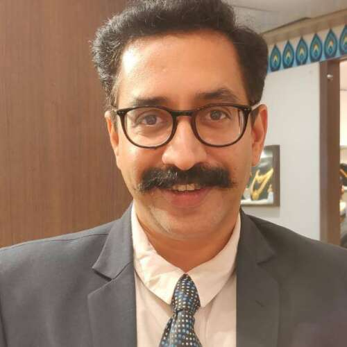 Shamal Pote, Director National Events, GJEPC India
