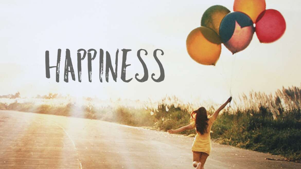 3 things to do to lead a happier life